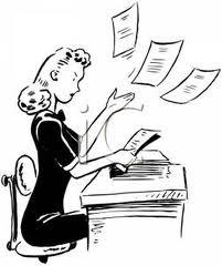 cartoon writer